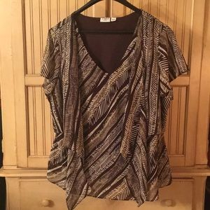Cato blouse size 22/24w